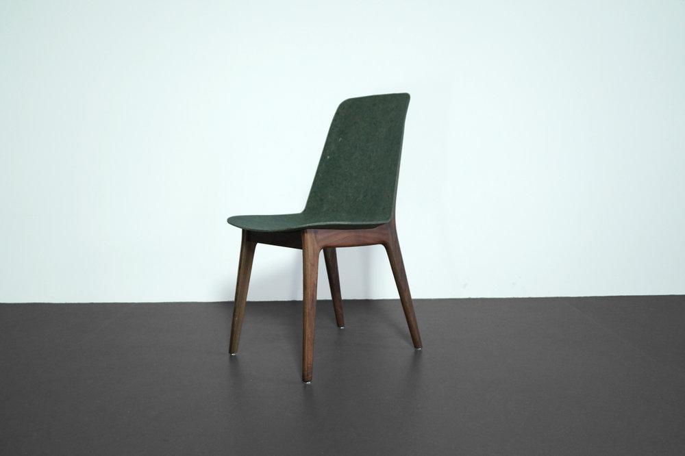 Unusual chair.