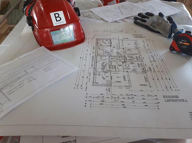 Snart helg! :) #blenderentreprenor #projectbyblender #blendergruppen #bygg #hus #enebolig #entreprenør #arkitekt #interiør #blender #sol #tegning #helg