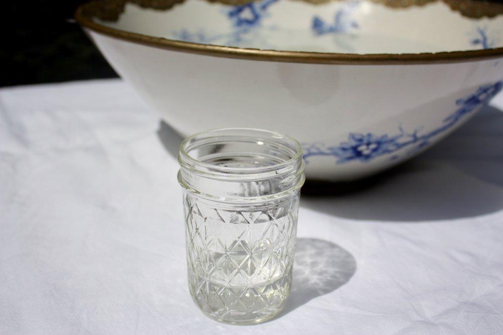 - Step 3: Vinegar Rinse