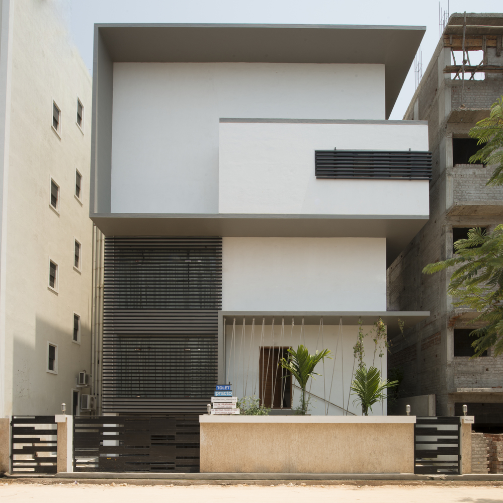 Office for Architecture Interspace, Puducherry