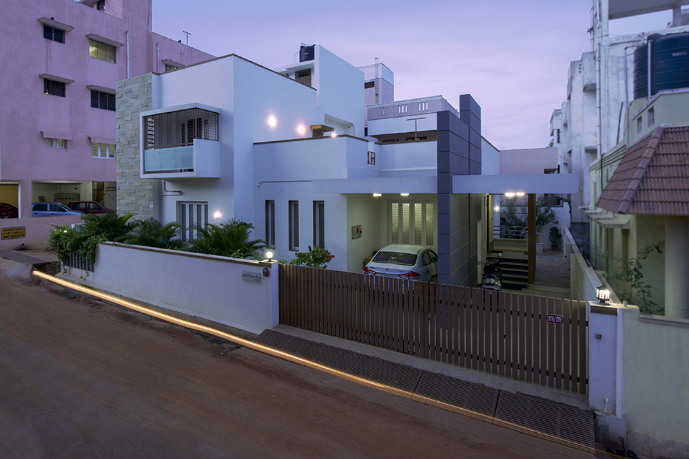 Residence for Mr. Suresh and family, Puducherry
