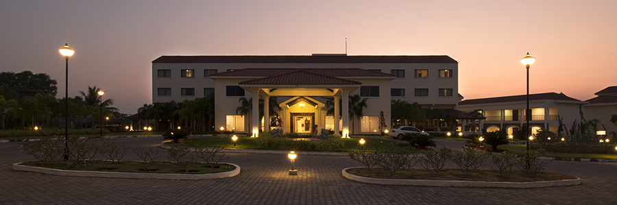PROJECT MANAGEMENT - GRAND SERENA RESORT ./