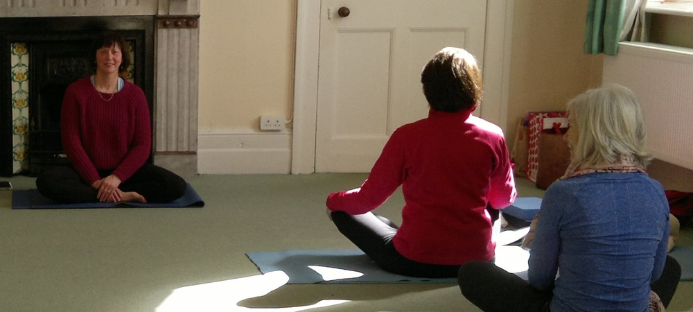 Marita Nicholson, Yoga Instructor, shares advice for women planning for retirement and considering a new career move or developing a new skill - it's never too late!