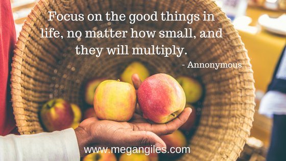 Focus on the good things in life, no matter how small, and they will multiply..png