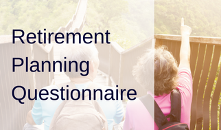 Image: Retirement Planning Questionnaire