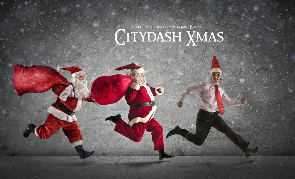 Citydash: Santadash!