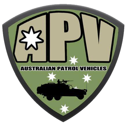AUSTRALIAN PATROL VEHICLES