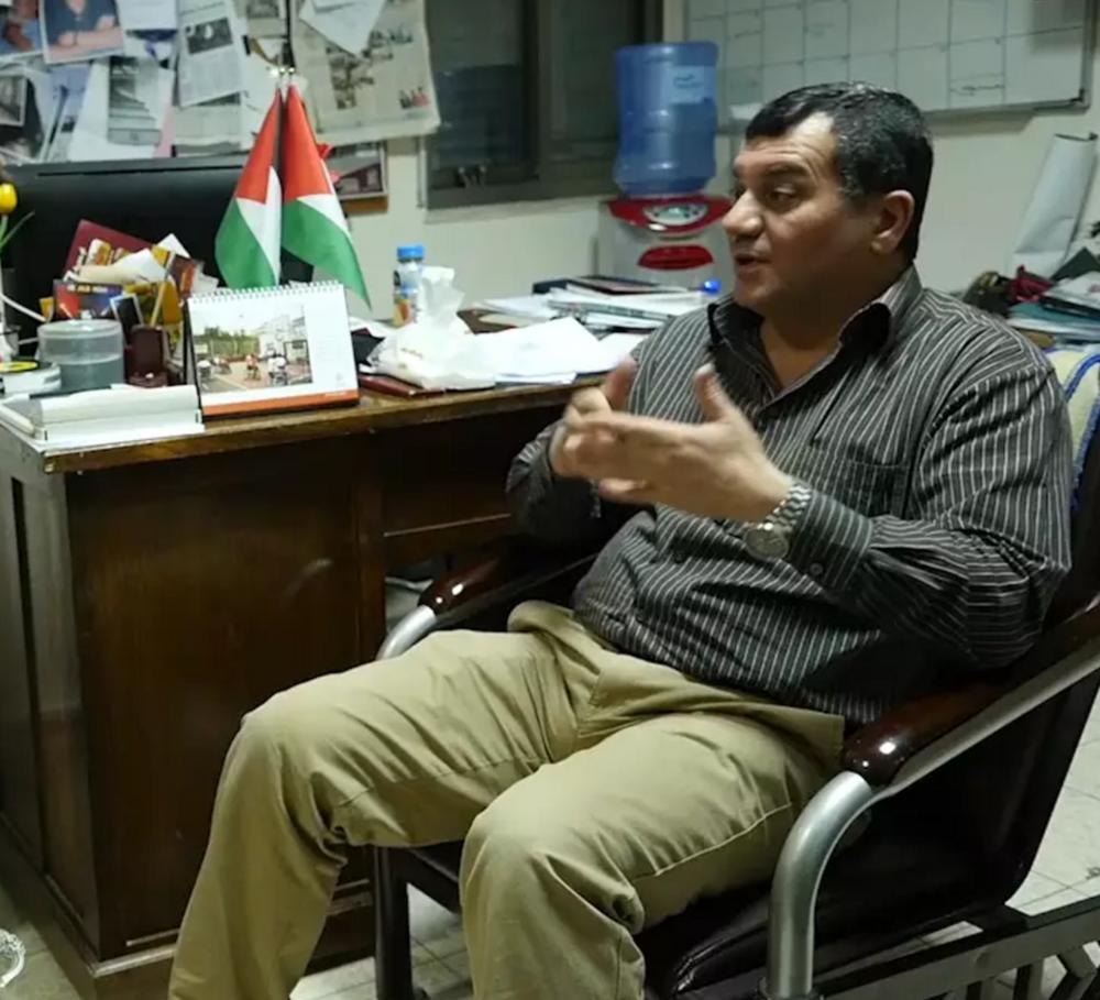 Abdelfattah Abusrour - Palestinian Territories