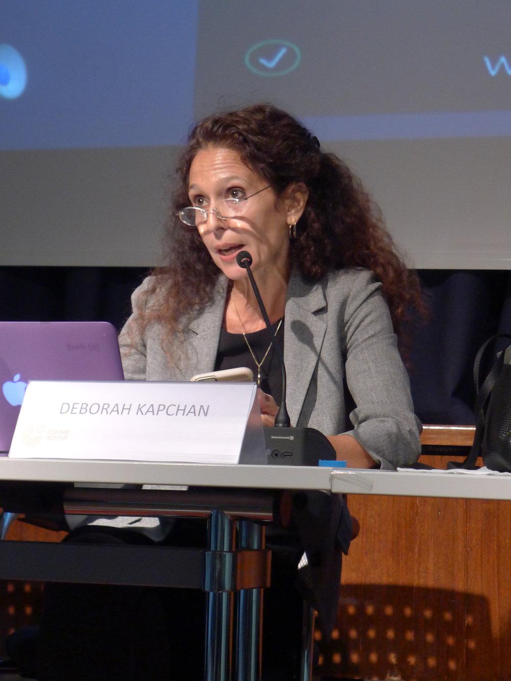 Deborah Kapchan - USA