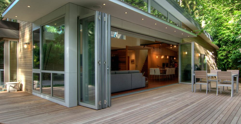 Bi-fold Doors — Valley Glazing