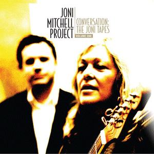 Sally Barker Album- Joni Mitchell Project