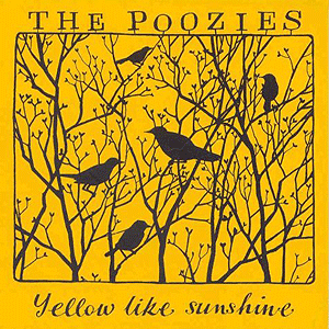 The Poozies- Yellow-Like-Sunshine-album