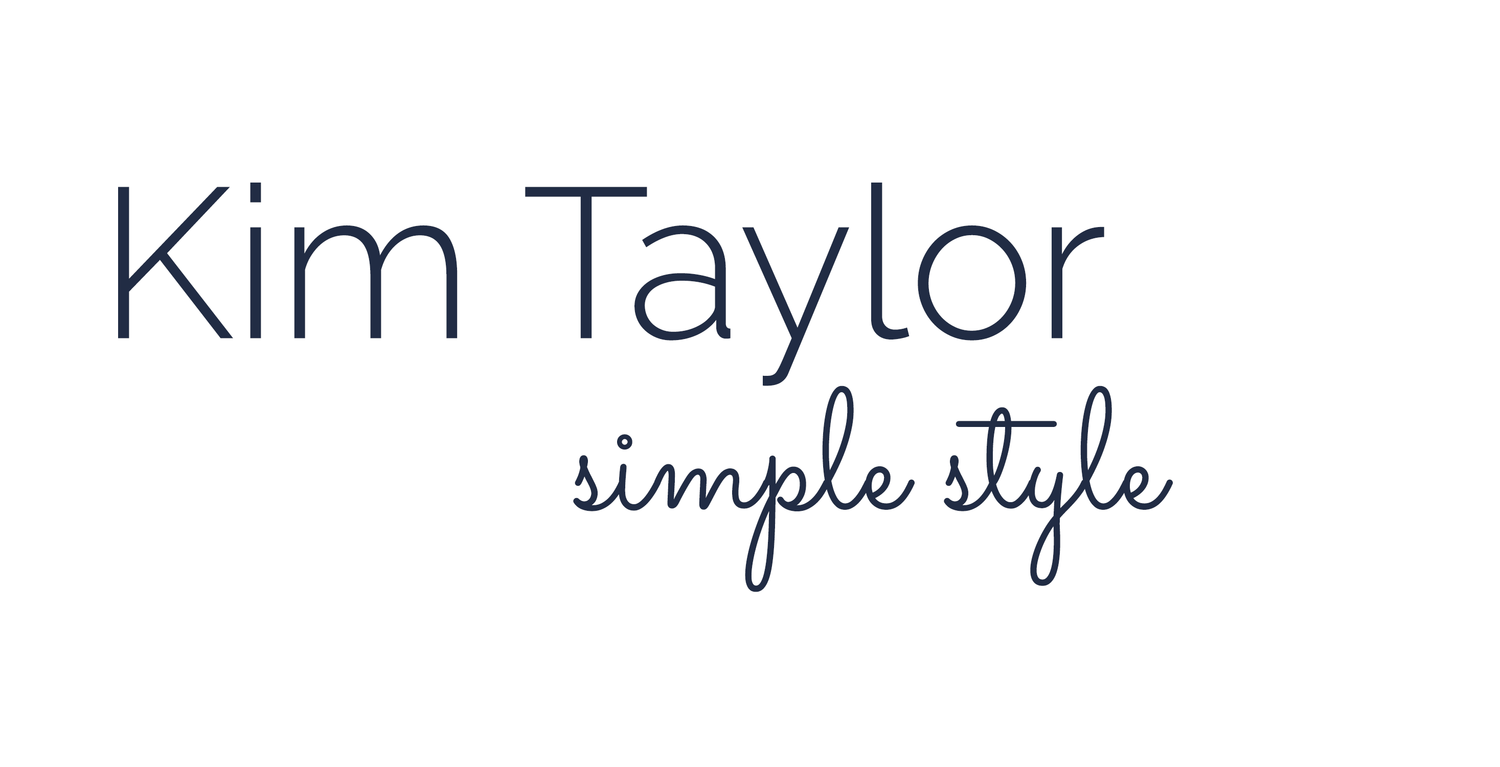Kim Taylor Simple Style