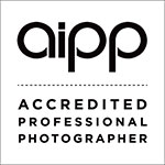 To have confidence in your photographer, always look for the AIPP Accredited Professional Photographer symbol.