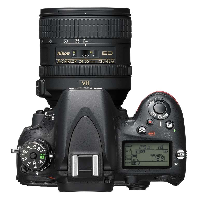Nikon D610 Digital SLR camera kit