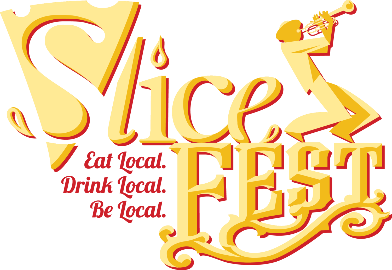 Image result for slicefest logo