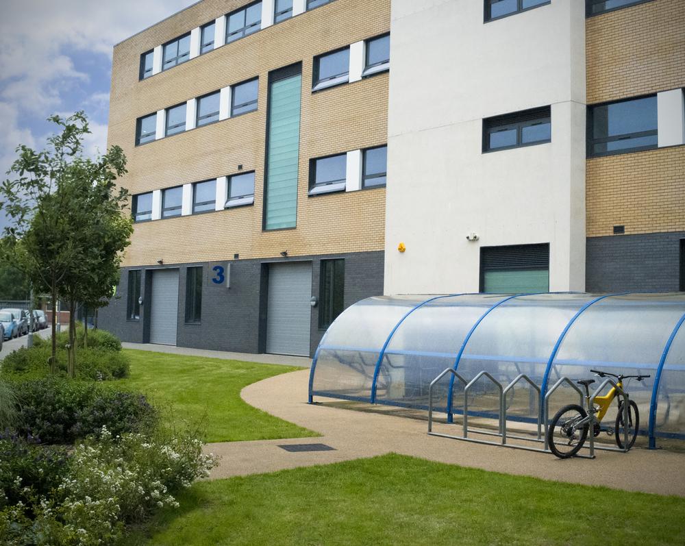 G-Block, Chichester College, Westgate Fields Campus, West Sussex