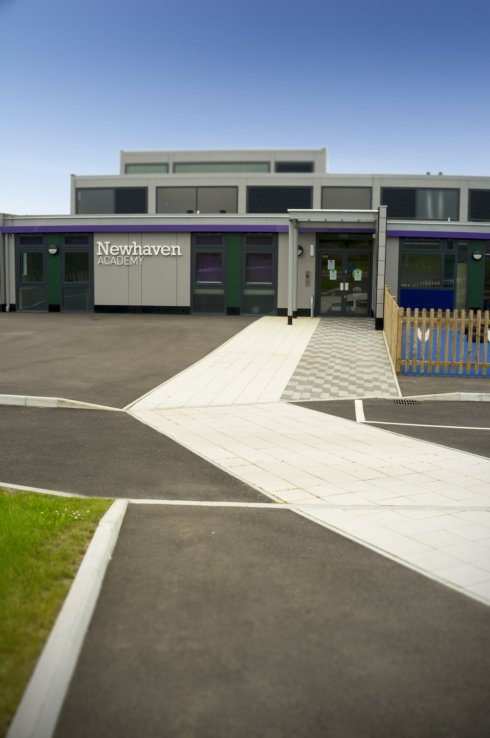 Newhaven academy, Newhaven, East Sussex