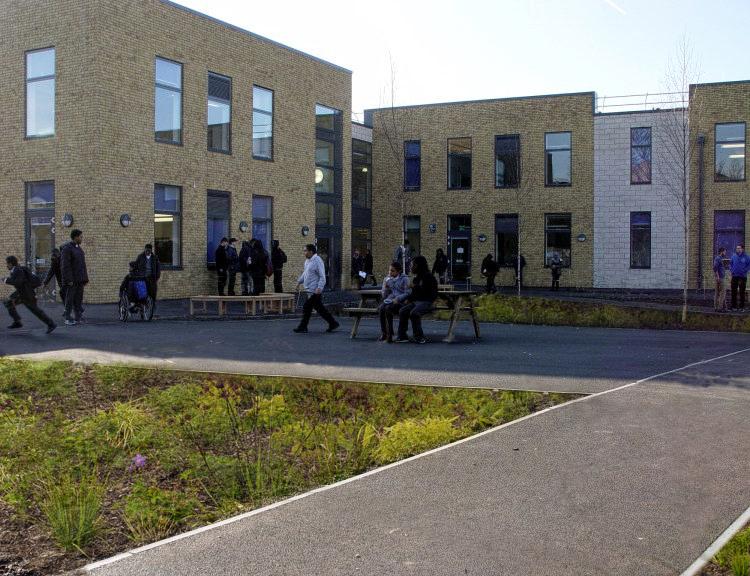 Lansdowne School, Stockwell, London