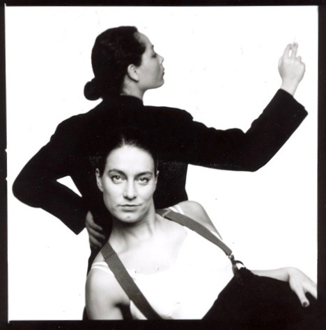 Nina Bendiksen. Camilla Grønneberg. Frida Kahlo - Auxocrome-Cromophore 1997