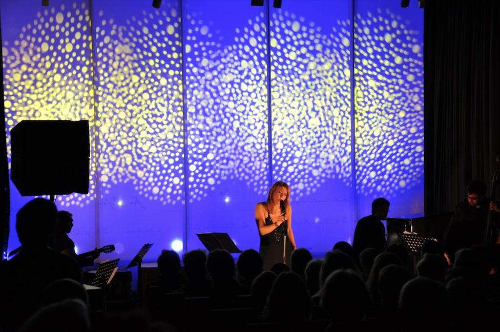 Nina Bendiksen. Soutbound Petter Dass Museum 2011