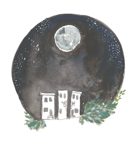 Moon Over Brewerytown