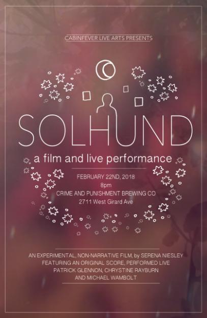 Solhund (poster design)