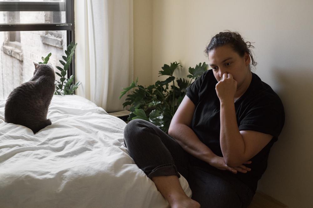 Elle Pérez, Flushing, NY, 2017. Photograph by Jordan Weitzman