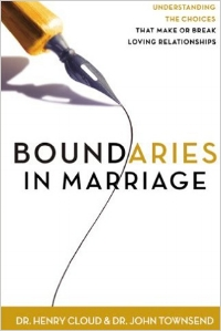 Boundaries in Marriage  Dr. Henry Cloud & Dr. John Townsend
