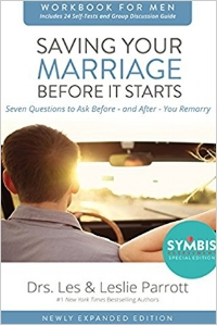 Saving your marriage before it starts Workbook for Men   Drs. Les & Leslie Parrott