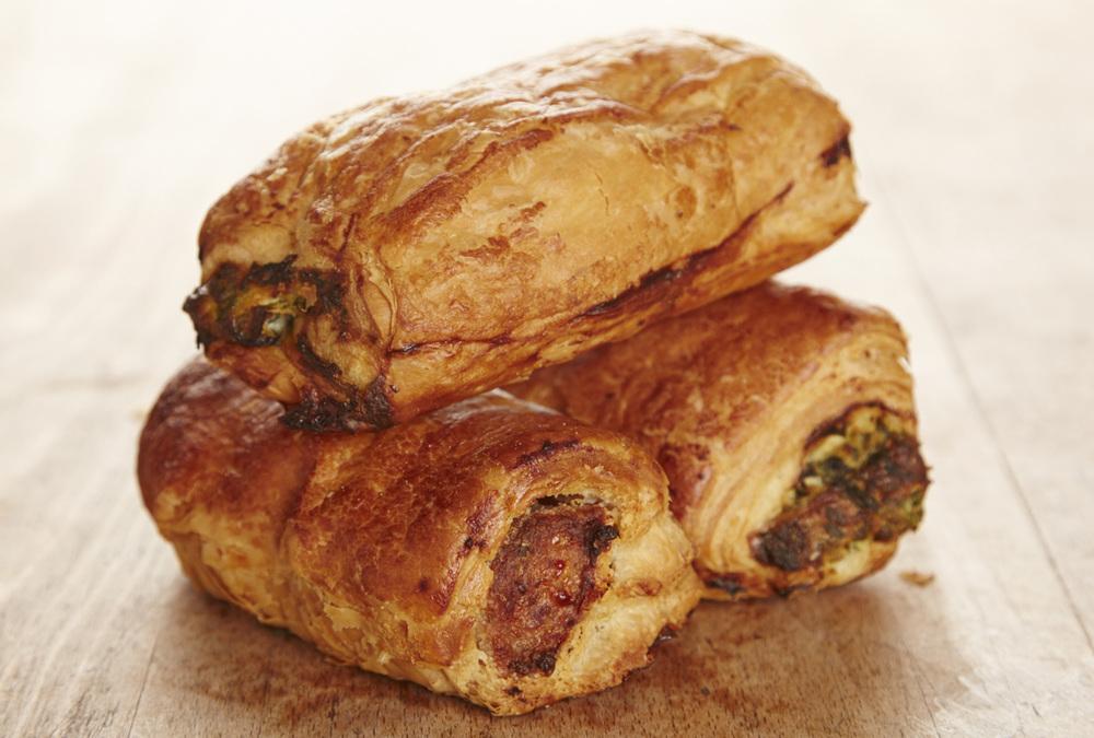 Boulangerie Jade Sausage Rolls