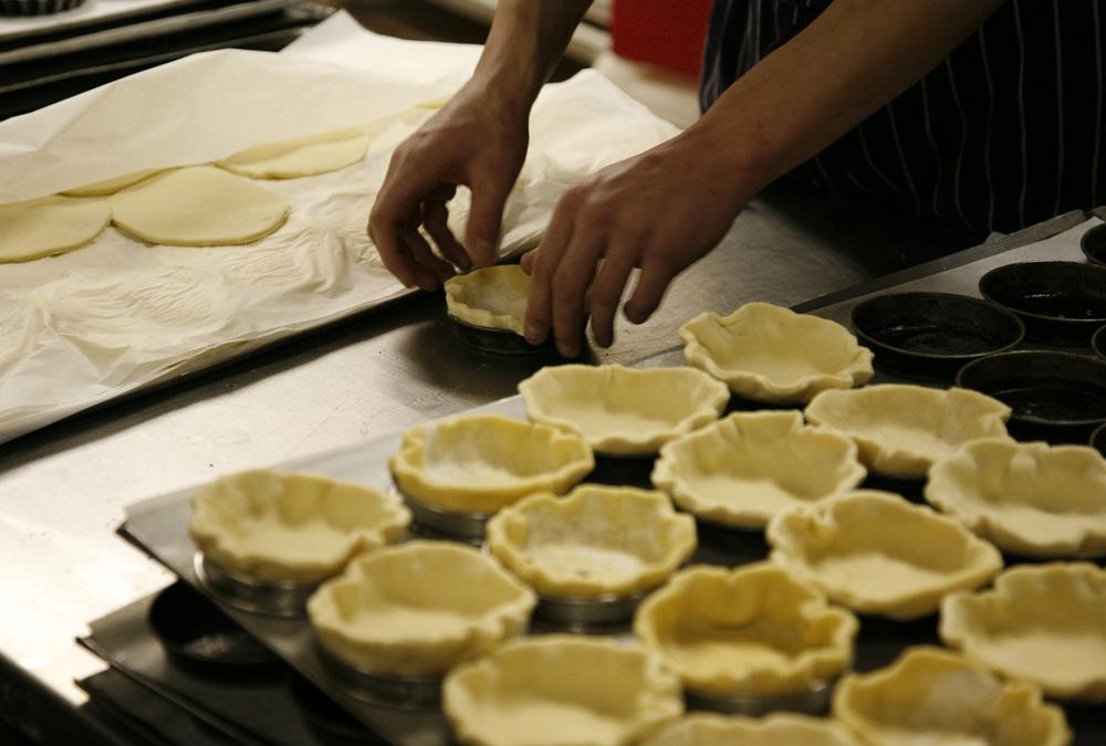 Boulangerie Jade Savoury Tarts