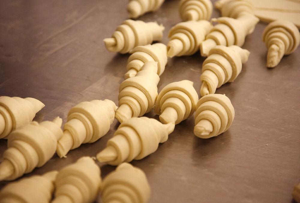 Boulangerie Jade Uncooked Croissants