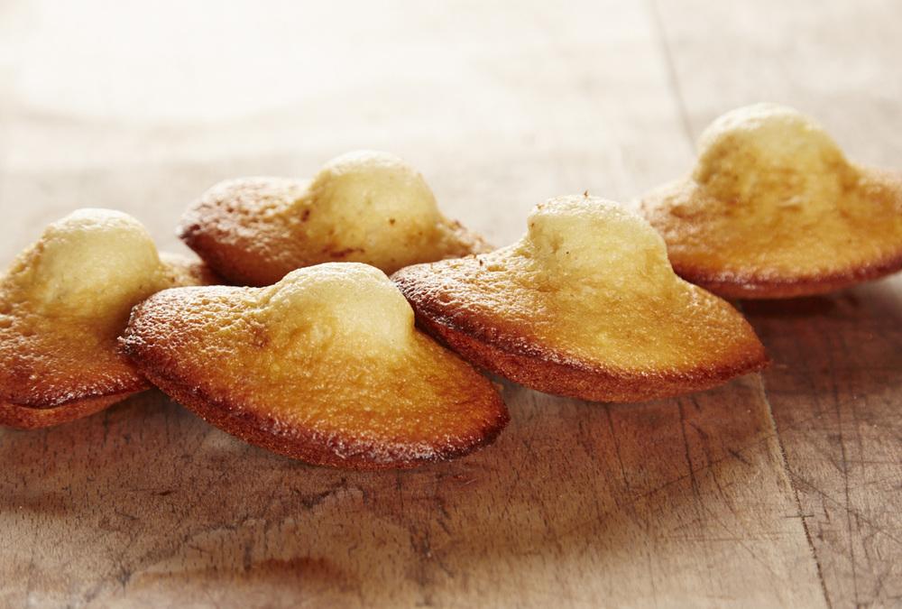 Boulangerie Jade Vanilla Madaleines