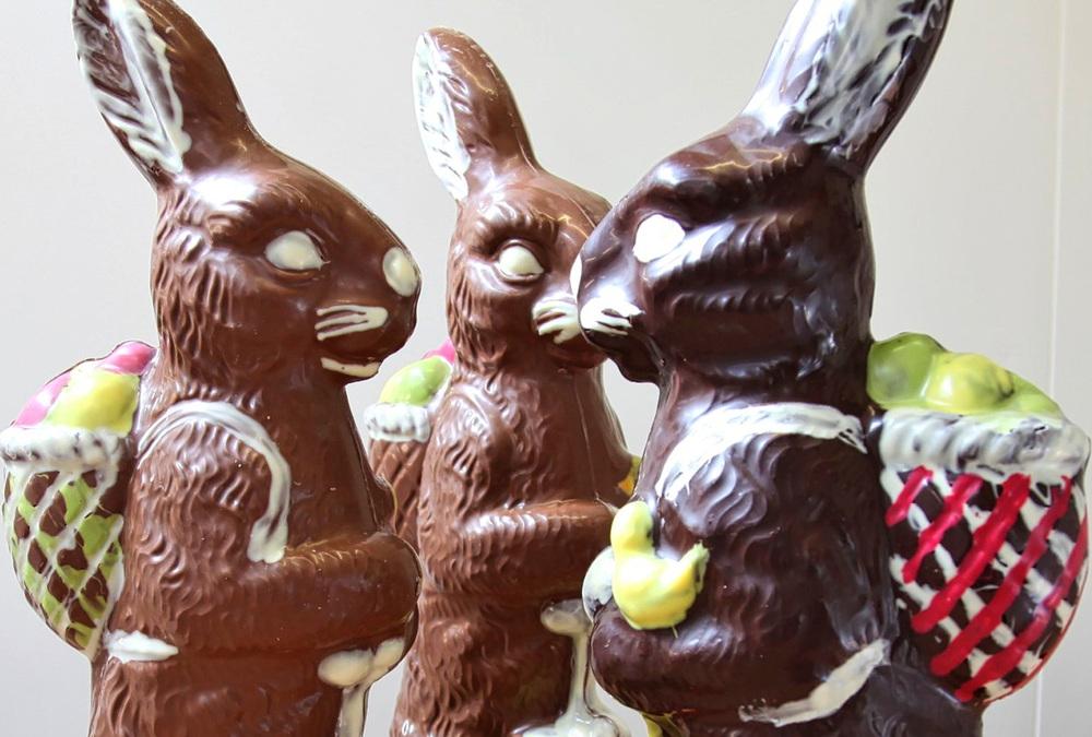 Boulangerie Jade Easter Bunnies