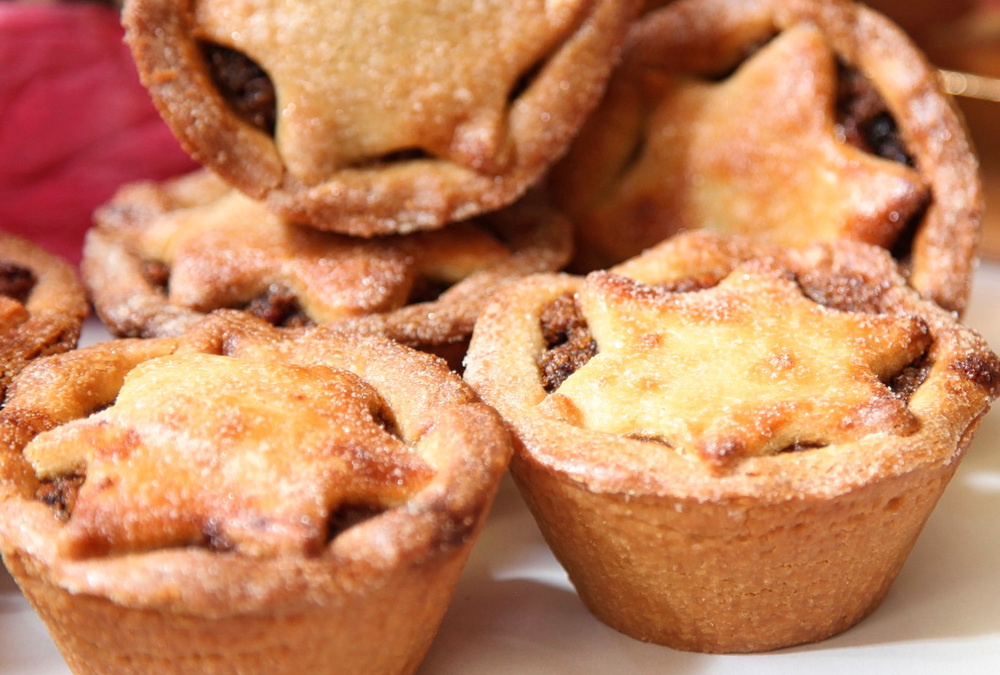 Boulangerie Jade Christmas Mince Pies