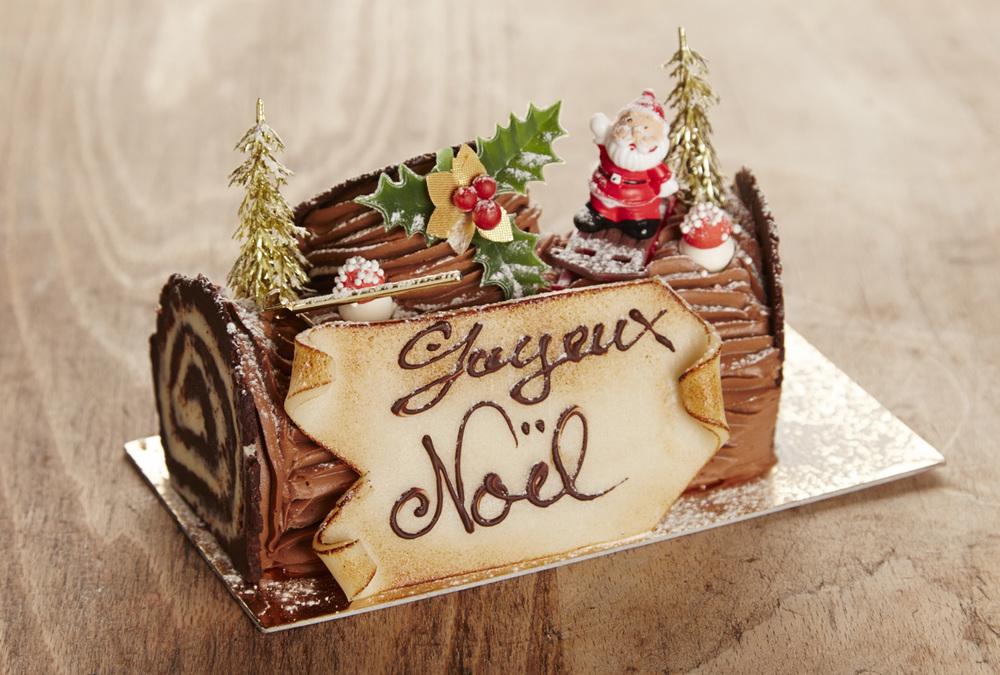 Boulangerie Jade Christmas Yule Log