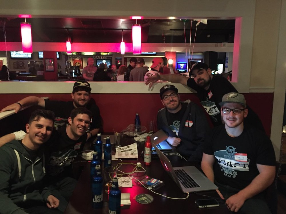 BGN Draft Party 2016 - Nick's Roast Beef