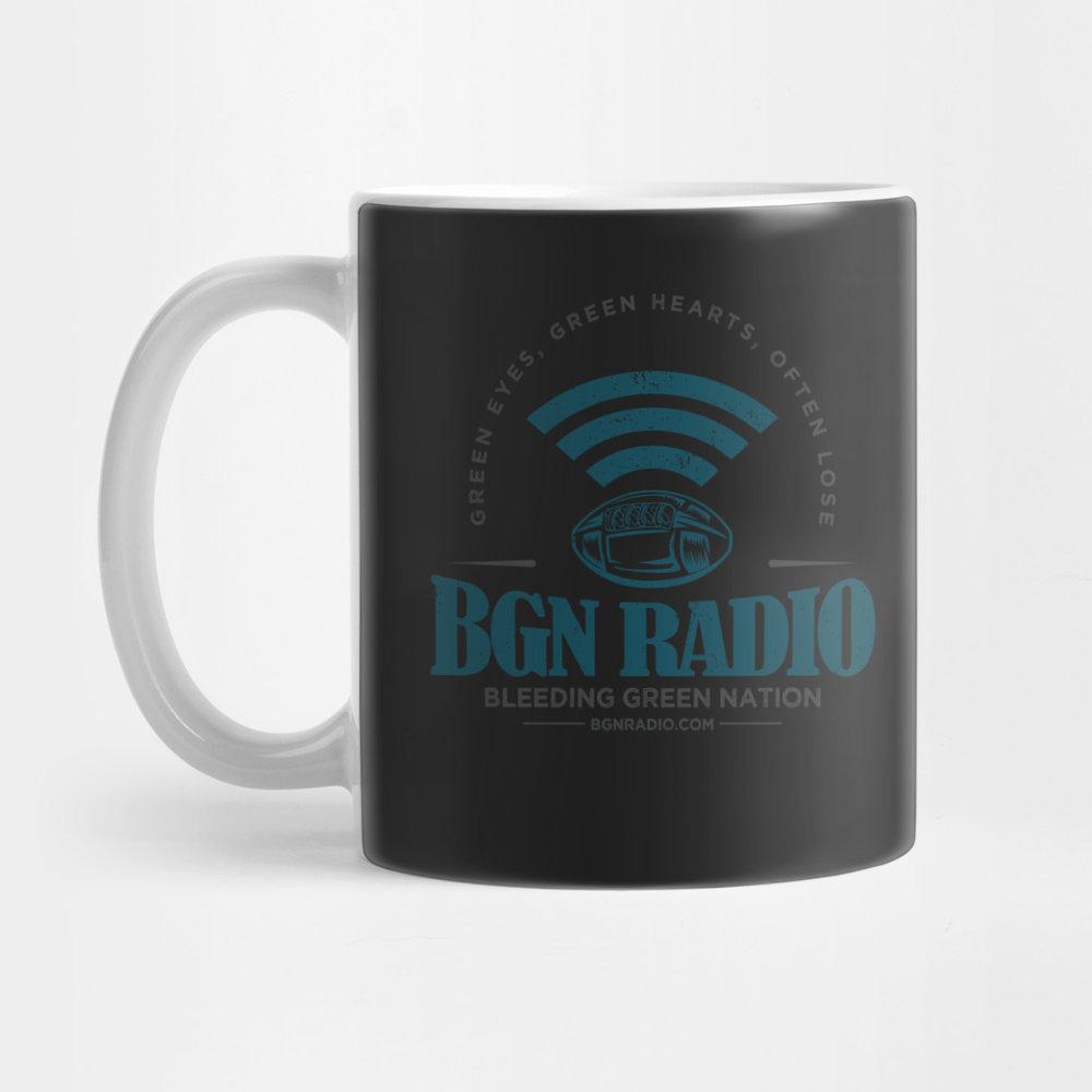 BGN Radio Mug