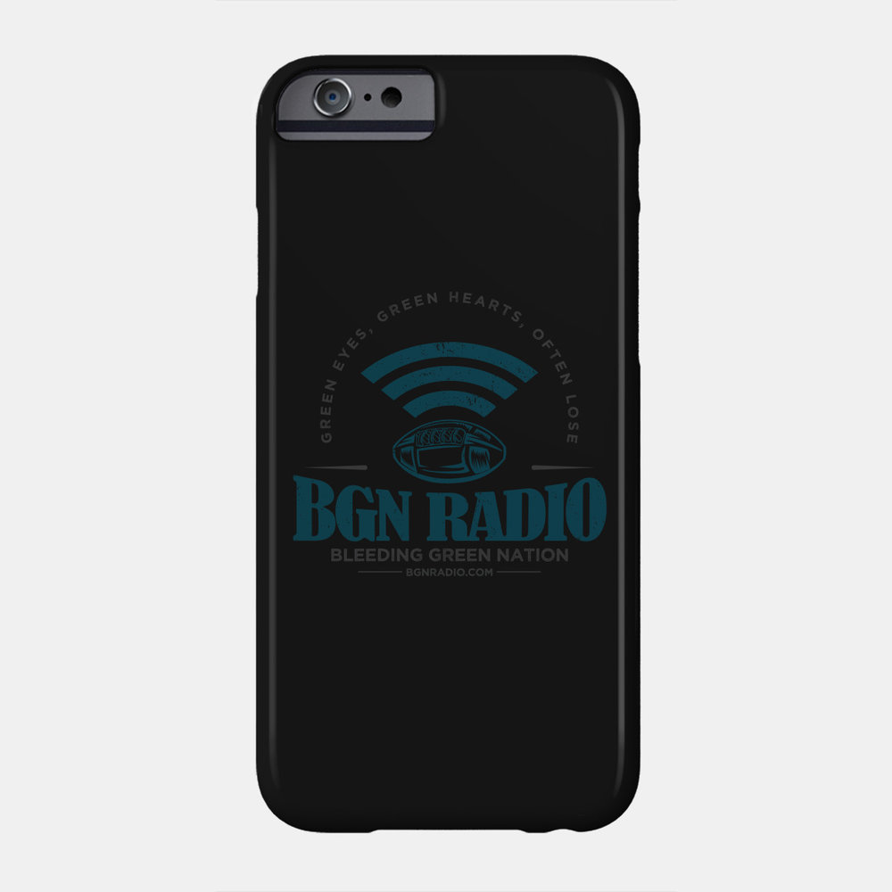 BGN Radio Phone Case