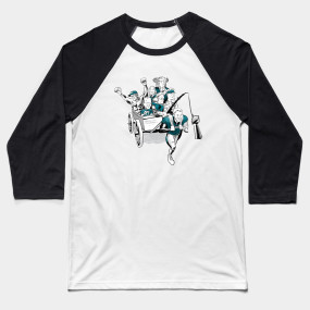 Wentz Wagon Baseball T-Shirt