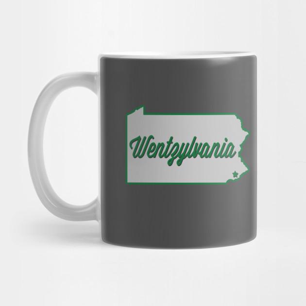 Wentzylvania Mug