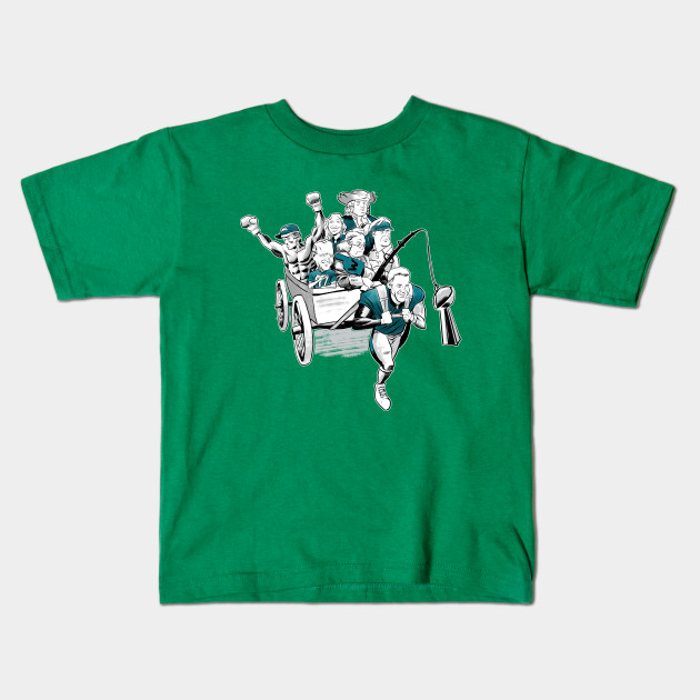 Wentz Wagon Kids T-Shirt