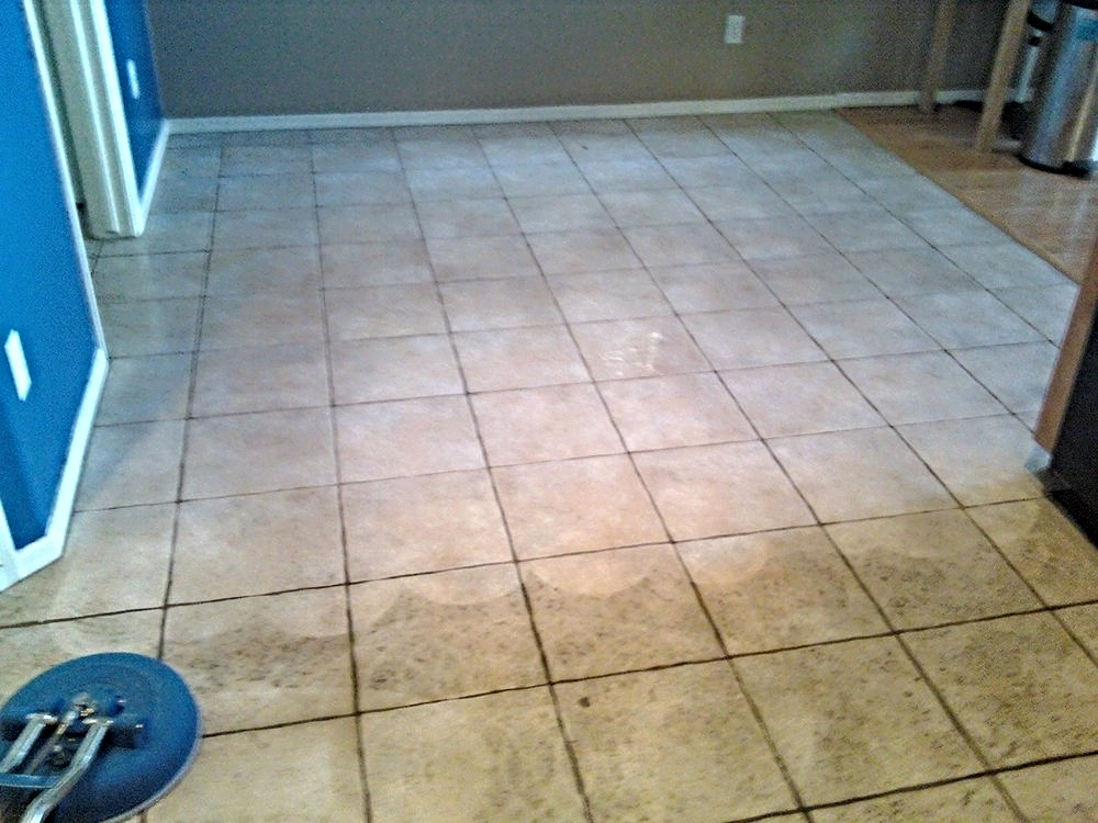 Tile Cleaning in Scottsdale AZ
