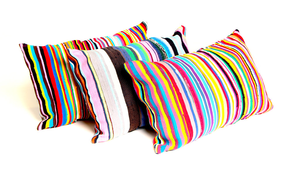 Rectangle Pillows  by Ashanti Design