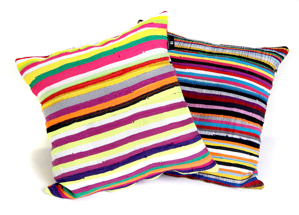 Square Pillows  by Ashanti Design