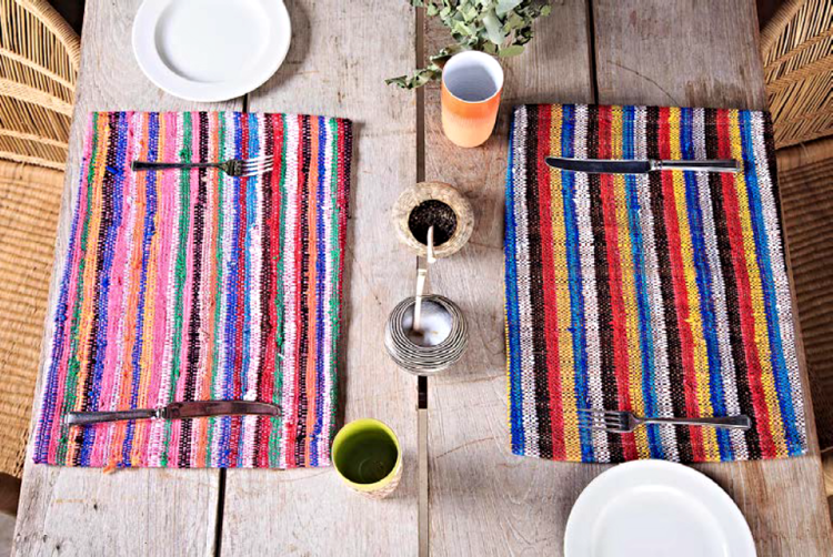 Placemats by Ashanti Design