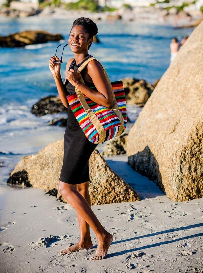 Ashanti Design Bag Beach.JPG