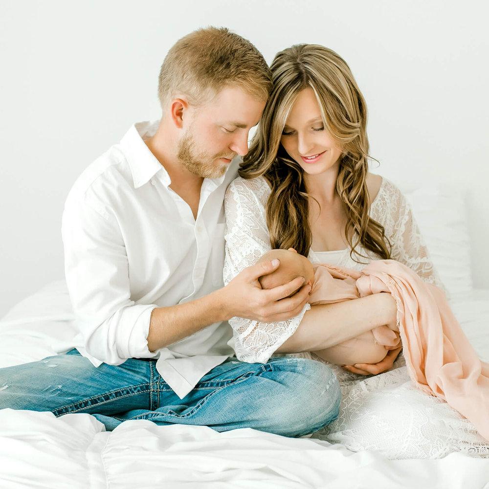 Mariah Springs Photography Danville Newborn Photographer
