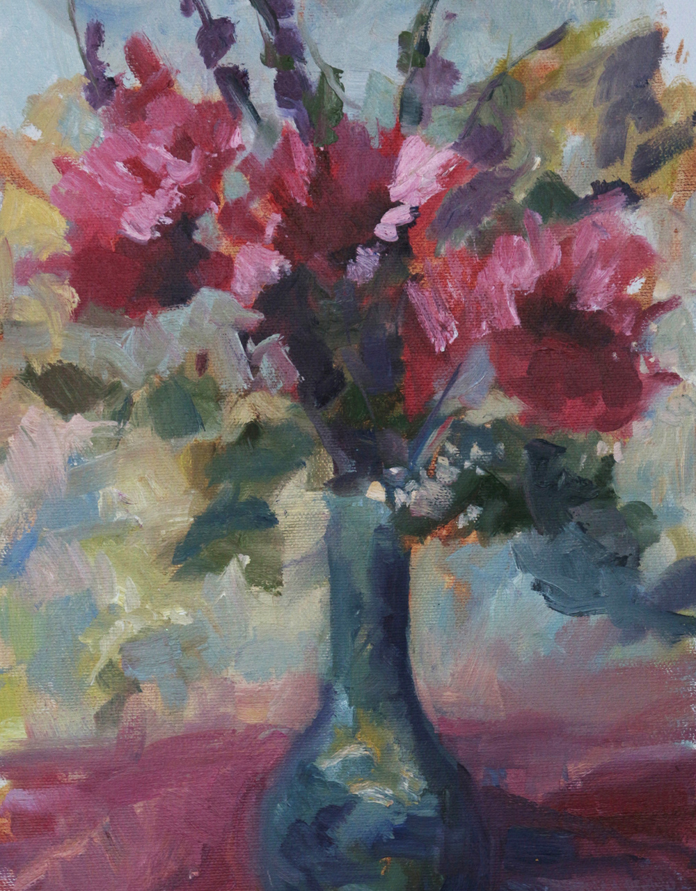 Ayse's Flowers*